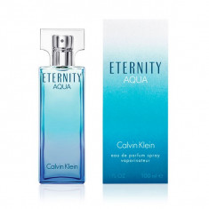 Calvin Klein - ETERNITY AQUA WOMAN edp vapo 100 ml - Parfum barbati Calvin Klein, Apa de parfum