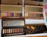 Set 3 truse make-up Profesionale NAKED Urban Decay nr 5/7/8, Urban Decay