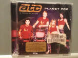 ATC - PLANET POP(2000/BMG/GERMANY) - CD APROAPE NOU/ORIGINAL, arista