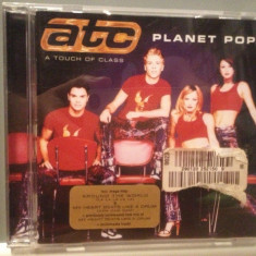 ATC - PLANET POP(2000/BMG/GERMANY) - CD APROAPE NOU/ORIGINAL - Muzica Pop arista