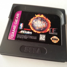NBA JAM Sega Game Gear 1994 joc disketa caseta discheta originala