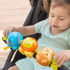 Jucărie pentru Cărucior cu Lumină și Sunet - Jucarie carucior copii