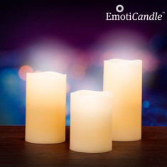 Lumânări LED Blow Sensor EmotiCandle LED (pachet de 3) - Videoproiector Dell