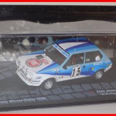 1980 - FIAT RITMO 75 ABARTH - Rally Monte Carlo  (scara 1/43), 1:43