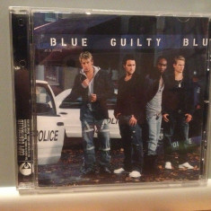 BLUE - GUILTY (2003/VIRGIN/HOLLAND) - CD /ORIGINAL - Muzica Pop emi records