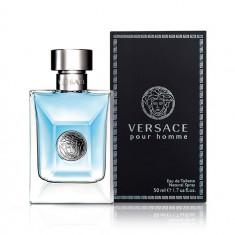 Versace - VERSACE POUR HOMME edt vapo 50 ml - Parfum barbati Versace, Apa de toaleta
