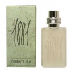 1881 edt vaporizador 50 ml - Parfum femeie Cerruti, Apa de toaleta