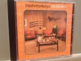 TRASHMONKEYS - CLUBTOWN (2001/ACID JAZZ/UK) - CD/ORIGINAL