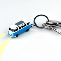 Breloc Furgonetă VW cu LED-uri - Breloc Dama