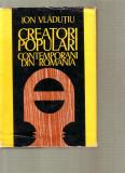 Ion Vladutiu - Creatori populari contemporani din RomANIA
