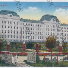 804 - TARGU MURES - old postcard - used - 1917 - Carte Postala Transilvania 1904-1918, Circulata, Printata