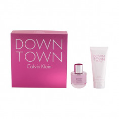 Calvin Klein - DOWNTOWN LOTE 2 pz EDP VAPO 90 ML - Set parfum