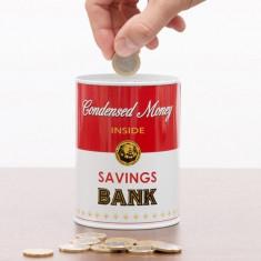 Puşculiţă din Metal Condensed Money - Pusculita copii
