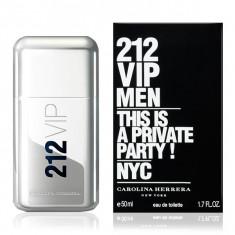 Carolina Herrera - 212 VIP MEN edt vapo 50 ml - Parfum barbati Carolina Herrera, Apa de toaleta