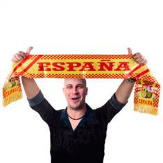 Eșarfă Spaniolă 14 x 128cm - Fular fotbal