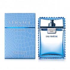 VERSACE MAN EAU FRAICHE edt vaporizador 100 ml - Parfum barbati Versace, Apa de toaleta