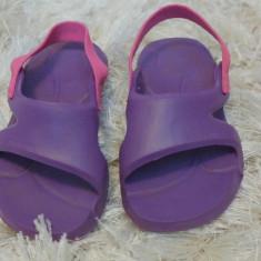 Sandale copii nr 20-21 mov