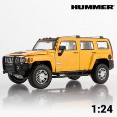 Mașină de Teren Hummer H3 în Miniatură - Masinuta