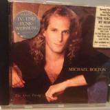 MICHAEL BOLTON - THE ONE THING (1993/SONY /AUSTRIA) - CD /ORIGINAL
