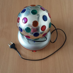 Glob color power stroboscop