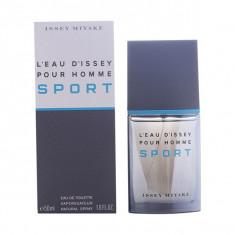 L'EAU D'ISSEY HOMME SPORT edt vaporizador 50 ml - Parfum barbati Issey Miyake, Apa de toaleta