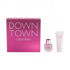 Calvin Klein - DOWNTOWN LOTE 2 pz EDP VAPO 50 ML - Set parfum