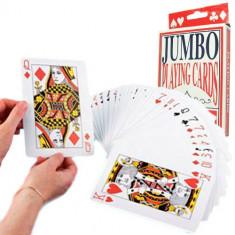Cărţi de joc jumbo - Carti poker