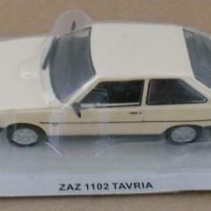 Macheta metal DeAgostini - Zaz 1102 Tavria - Masini de Legenda Polonia - noua