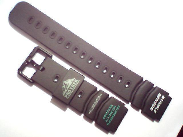 curea ceas Casio PROTREK PRG-550, PRG-260, PRW-3500, PRG-550G, si alte modele.