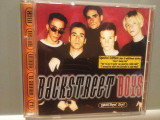BACKSTREET BOYS - ALBUM (1996/ZOMBA/GERMANY) - CD APROAPE NOU /ORIGINAL, ariola