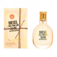 Diesel - FUEL FOR LIFE FEMME edp vaporizador 30 ml - Parfum femeie Diesel, Apa de parfum