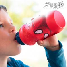 Sticlă pentru Copii Spiderman - Termos/Bidon