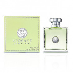 Versace - VERSACE VERSENSE edt vapo 100 ml - Parfum femeie Versace, Apa de toaleta