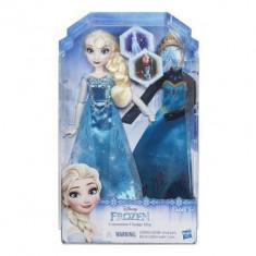 Papusa Disney Frozen Coronation Change Elsa