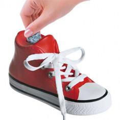 Pușculiţă Ceramică Pantof Textil - Pusculita copii