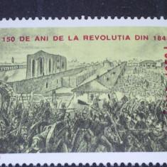 Romania 1998-LP 1462-150 ani de la revolutia din 1848, nestampilate. - Timbre Romania