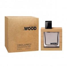 HE WOOD edt vaporizador 100 ml - Parfum barbati Dsquared2, Apa de toaleta