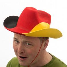 Pălărie de Cowboy Steagul Germaniei - Sepca/Palarie