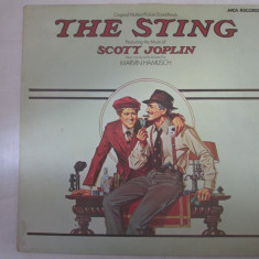 Marvin Hamlisch - The Sting:Original Filmmusik _ vinyl, LP, Germania - Muzica soundtrack Altele, VINIL