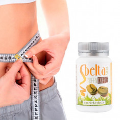 Supliment Alimentar cu Green Coffee Sbelta Plus (60 capsule)