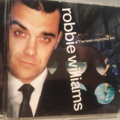 ROBBIE WILLIAMS - I'VE BEEN EXPECTING YOU (1998/CHRYSALIS/UK) - CD/ORIGINAL - Muzica Pop emi records