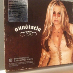 ANASTACIA - ALBUM (CD +DVD) - SET BOX DELUXE (2004/SONY/AUSTRIA) - CD/ORIGINAL - Muzica Pop Columbia
