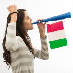 Trompetă Steagul Italiei