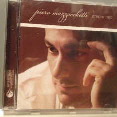 PIERO MAZZOCCHETTI - AMORE MIO (2004/CAPITOL/GERMANY) - CD - CA NOU ! /ORIGINAL - Muzica Pop capitol records