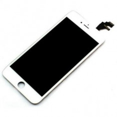 Display cu touchscreen Apple iPhone 6 Plus Original Alb - Display LCD