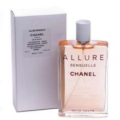 Parfum Tester Chanel Allure Sensuelle Eau De Parfum Femei - Parfum femeie Chanel, Apa de parfum, 100 ml