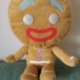(M) Gingi (Gingerbread) Shrek, Big Headz, jucarie plus,  22cm