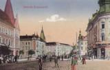 CLUJ , SALUTARI DIN CLUJ , PIATA , MAGAZINE , TRASURI , CIRCULATA  IULIE 1924, Cluj Napoca, Printata