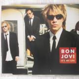 Bon Jovi – It's My Life - cd,single,EU