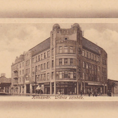 CLUJ, PALATUL URANIA - Carte Postala Transilvania 1904-1918, Cluj Napoca, Necirculata, Printata